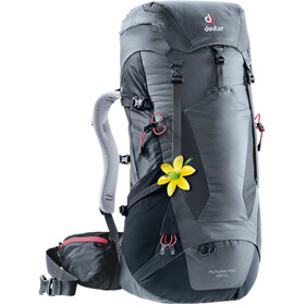 Deuter Futura Pro 38 SL Backpack Damen graphite-black